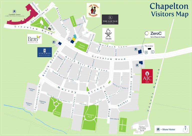 Chapelton village masterplan