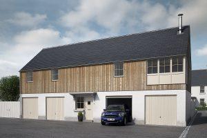 Zero C new build homes for sale Aberdeenshire